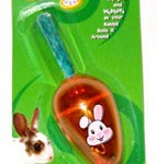 Alleviate The Boredom Of Your Rabbit With Bunny Roll-N-Rattle Fun Toy!