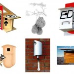 20 Creative &amp; Modern Bird House Designs