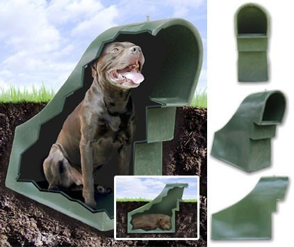 Incredible Dog House Design – DesignSwan.com