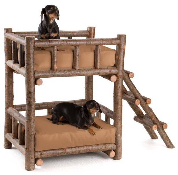 30 unique and modern pet beds the pets central for Pet bunk bed gallery